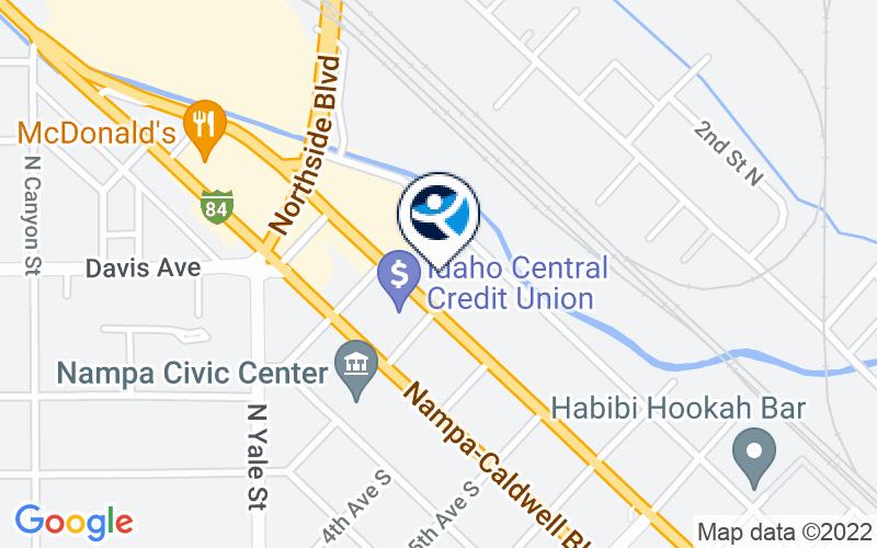 Affinity - Nampa Location and Directions