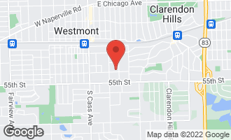 Map of 232 East Des Moines Street WESTMONT, IL 60559
