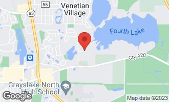 Map of 232 Frances Drive GRAYSLAKE, IL 60030