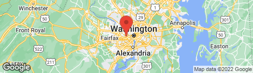 Map of 2320 VERNON STREET N ARLINGTON, VA 22207