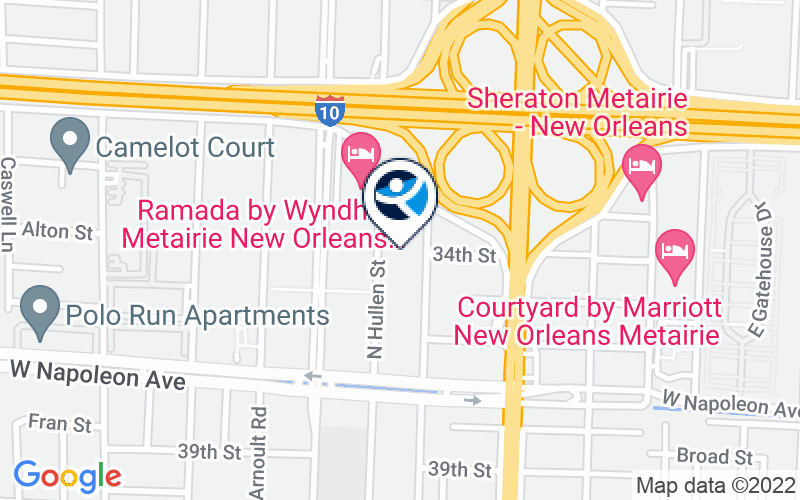 ACER - Metairie Location and Directions