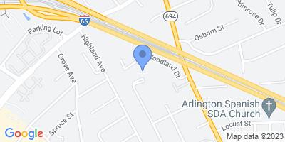 2328 N Oak St, Falls Church, VA 22046, USA