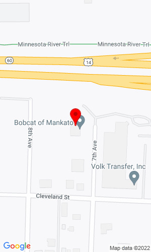 Google Map of Sanco Equipment 2333 7th Avenue, Mankato, MN, 56001