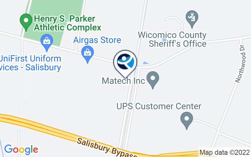 Eastern Shore Psychological - Goddard Parkway Location and Directions