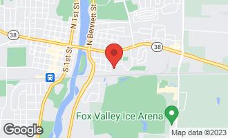 Map of 234 South Harrison Street #234 GENEVA, IL 60134