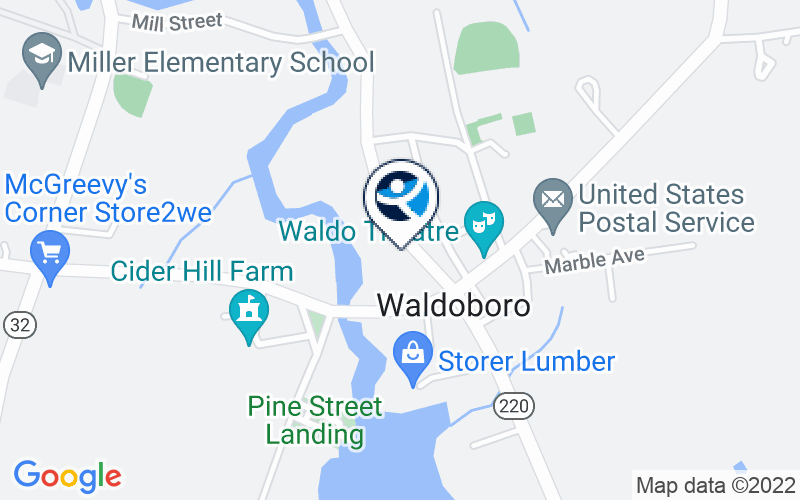 Eureka Counseling Services -Waldoboro Location and Directions