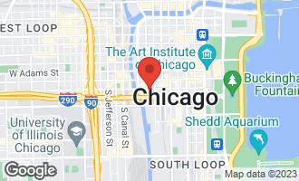 Map of 235 West Van Buren Street P-7 CHICAGO, IL 60607