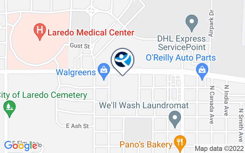 SCAN - Laredo Location and Directions