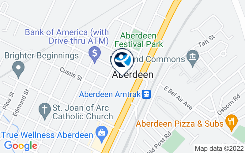 ARS Treatment Center - Aberdeen Location and Directions