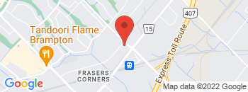 Google Map of 24+Bramalea+Rd%2CBrampton%2COntario+L6T+2W7