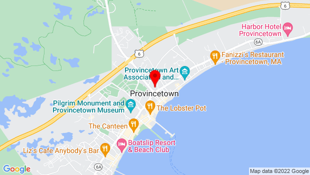 Google Map of 24 Pearl Street, Provincetown, MA