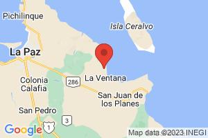 Map of El Sargento