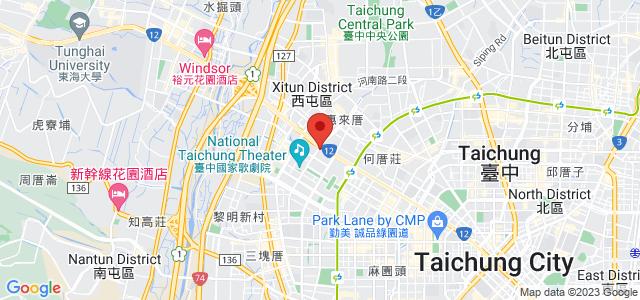 新光三越台中中港店