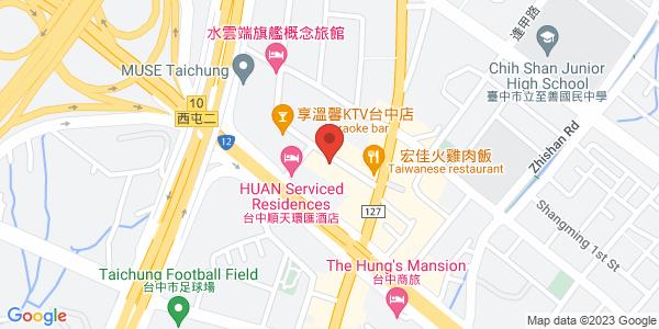 Alta夜店地圖