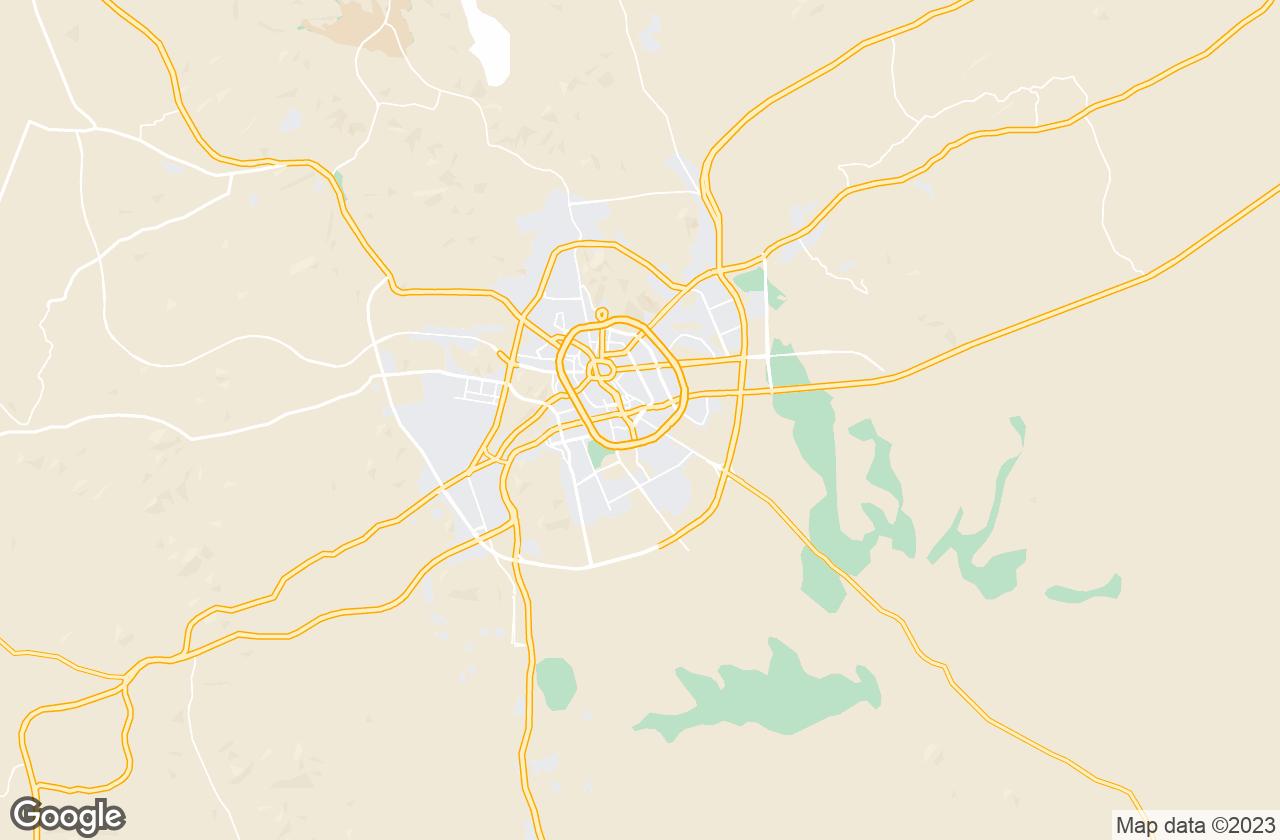 Google Map of Medina