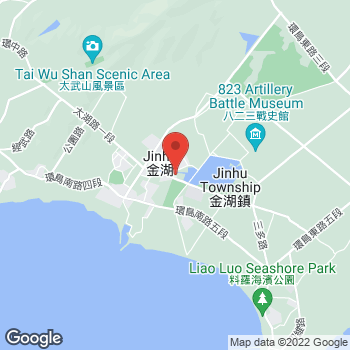 Map of Salvatore Ferragamo at No.198, Sec. 2, Taihu Road, Kinmen County, Taiwan Region 891