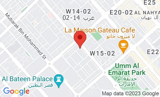 KidsHeart Medical Center (Abu Dhabi) location