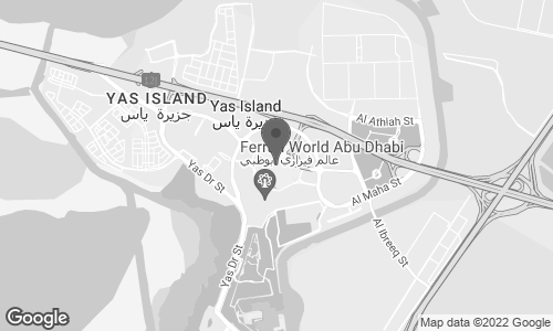 Map of Yas Mall in Abu Dhabi