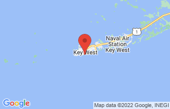 Map of Key West