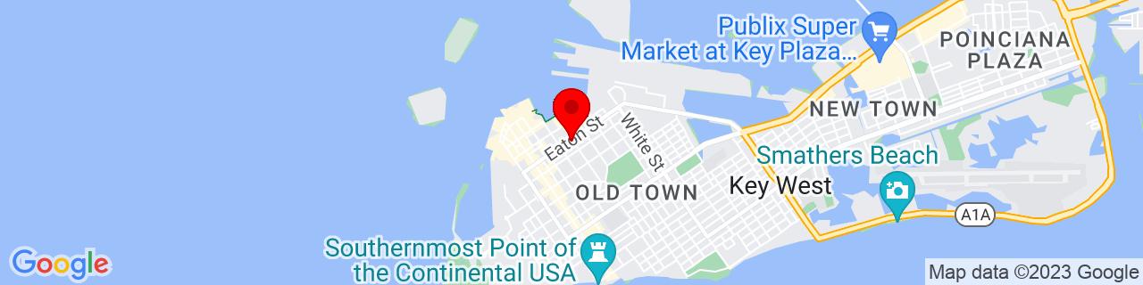 Google Map of 24.5588948, -81.8000539