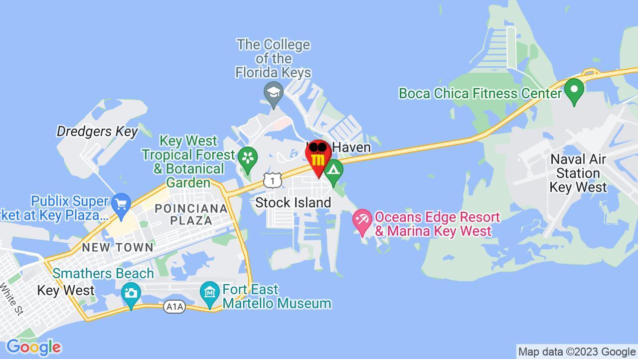 Google Map of Key West Pest Control