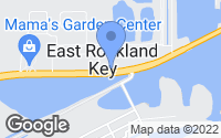 Map of Key West, FL