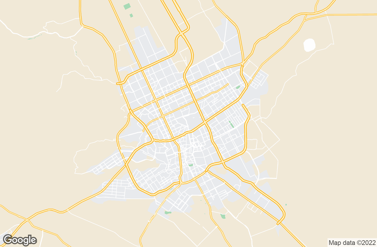 Google Map of الرياض
