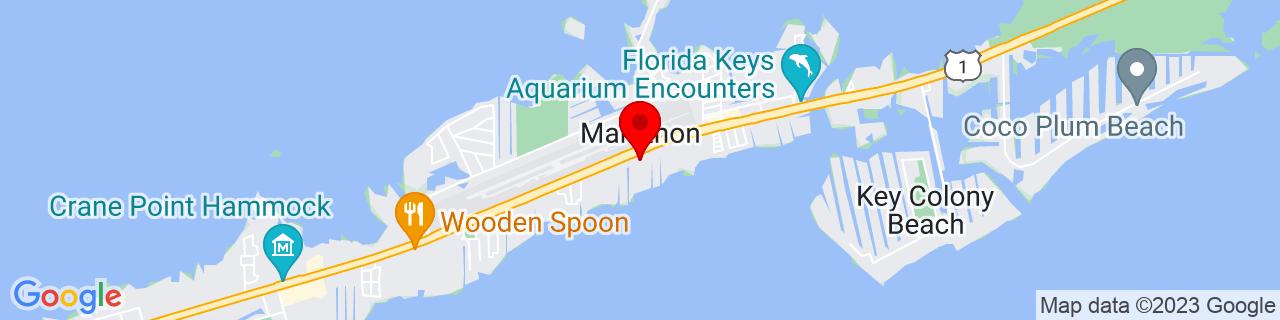 Google Map of 24.726026, -81.0446262