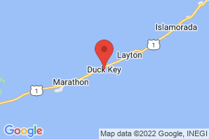 Map of Duck Key