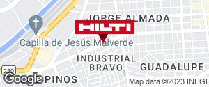 Obtener indicaciones para Ocurre Paqex Culiacán (Colonia Industrial)