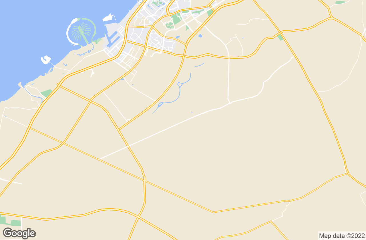 Google Map of التحمل مدينة