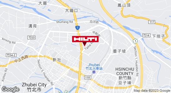 Get directions to 竹運竹北營業所