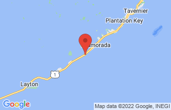 Map of Islamorada