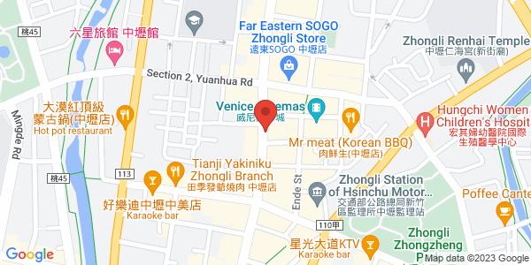 Meet夜店地圖