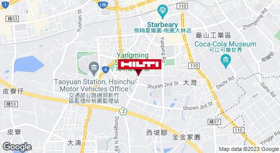 Get directions to 竹運北桃營業所