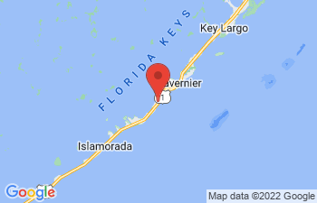 Map of Plantation Key