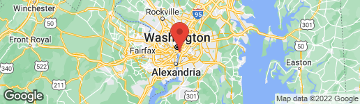 Map of 240 M STREET SW E612 WASHINGTON, DC 20024