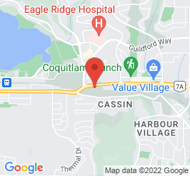 Google Map of 2400+Barnet+Highway%2CPort+Moody%2CBritish+Columbia+V3H+1W3