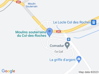 2400 Le Locle, Col 23, Les Moulins Souterrains