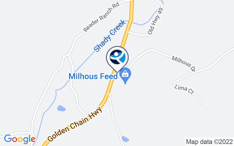 Mountain Valley Child and Family Services Location and Directions