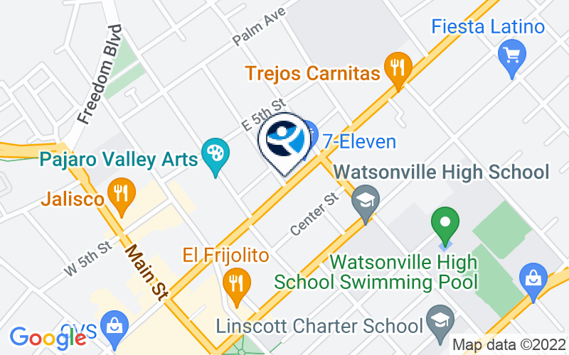 Encompass Community Services - Watsonville Location and Directions