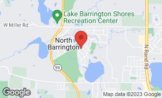Map of 241 Biltmore Drive NORTH BARRINGTON, IL 60010
