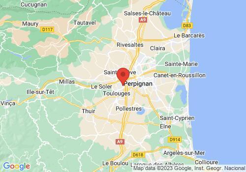 Localisation de GUILLEM EXPORT FRANCE