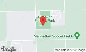 Map of 24305 S Jennifer Street MANHATTAN, IL 60442