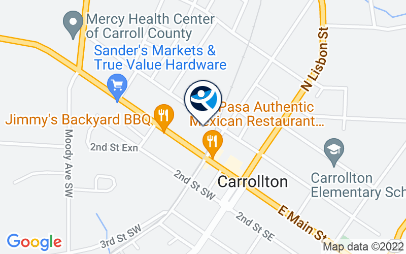 CommQuest - Carrollton Location and Directions