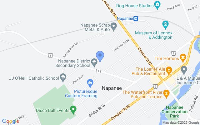 245 Belleville Rd, Napanee, ON K7R 3M7, Canada