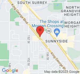 Google Map of 2466+King+George+Hwy%2CSurrey%2CBritish+Columbia+V4P+1H5