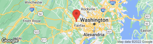 Map of 2467 PYRENEES COURT RESTON, VA 20191