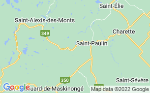 Map of Camping Belle Montagne (1999)