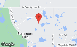 Map of 248 Aberdeen Drive BARRINGTON HILLS, IL 60010